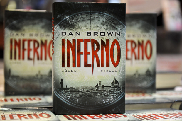 Dan Brown's Inferno Released