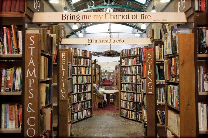 Barter Books 3