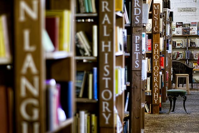 Barter Books 4