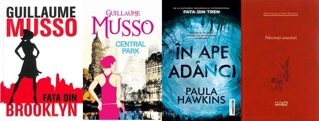 4 thrillere romantice de citit vara asta