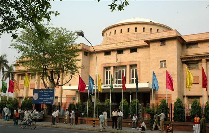 national-museum-of-india-newdelhi